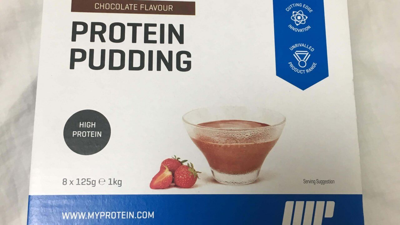 protein_pudding