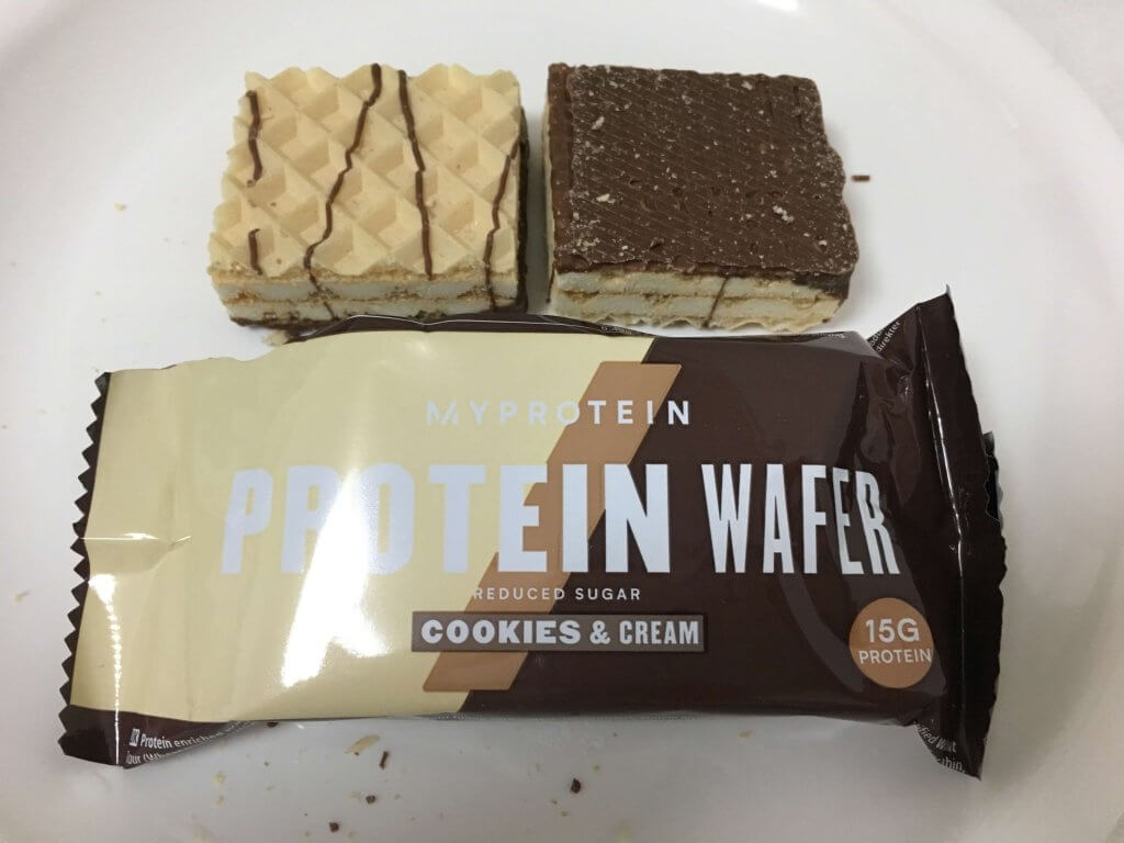 protein_wafers _cookie&cream