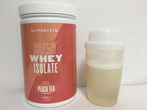 clear_whey _isolate_Peach_tea